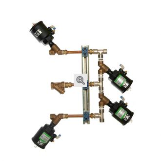 Hydraulic Panel